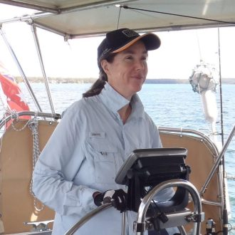 Women at the helm - maritime courses for women